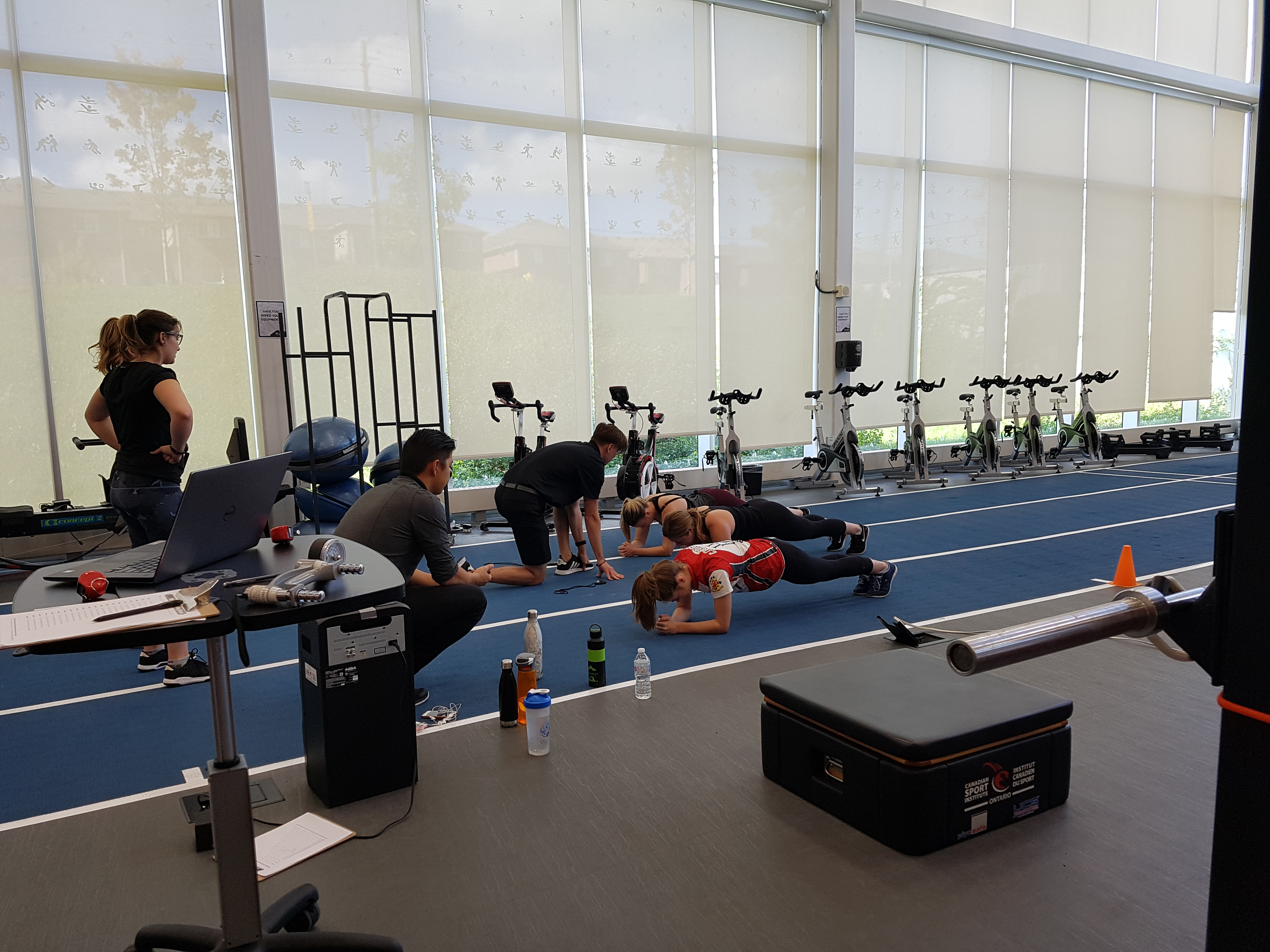 Course Image Developing Athletic Abilities - Competition Development - Pilot #2